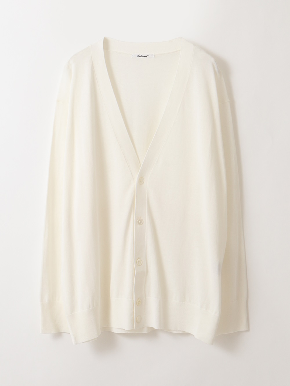 Sea Island Cotton Cardigan