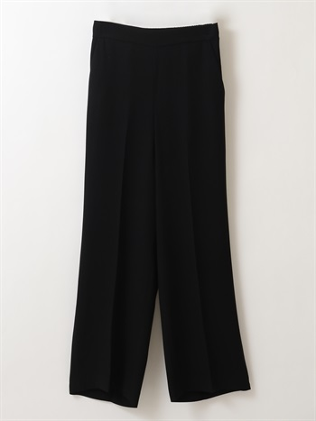 Georgette Wide Trousers